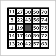 Bingo Scheine