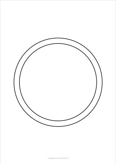 Kreis lernen