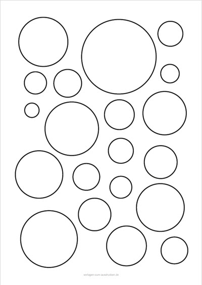 Mehrere Kreise