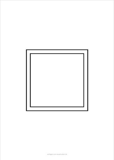 Quadrat lernen