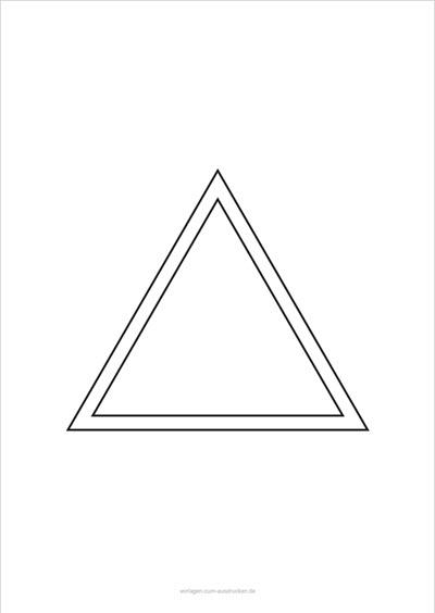 Dreieck lernen