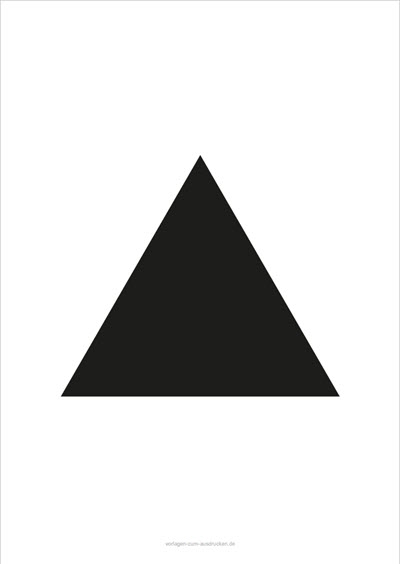 Dreieck voll